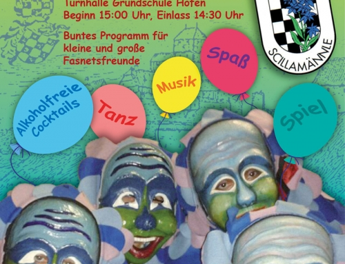Kinderfasching in Hofen | Scilla Ball